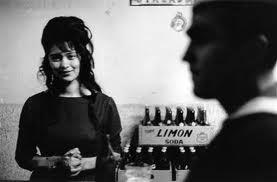Photo de sa série prise dans les bars à prostituées.