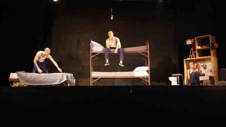 Acting de Xavier Durringer par la Cie Miranda