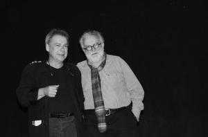 Dominique Czapski et Georges Banu.