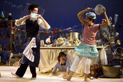Tempête, mis en scène par Irina Brook