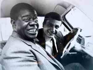 Louis Armstrong et  Louis Nucera