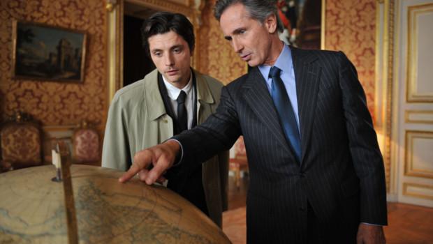 Raphaël Personnaz et Thierry Lhermitte