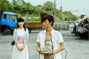 Luo Lanshan  et  Meng Li