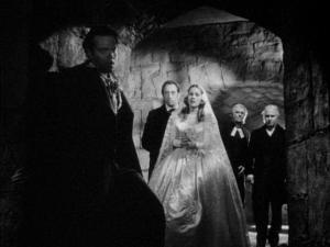 Une scène de  Othello d'Orson Welles