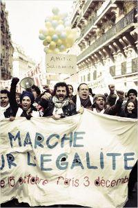 La  Marche   et  son slogan