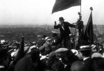 Jean Jaures au Pré Saint Gervais le 25 mai 1913