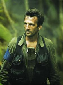 Mathieu Kassovitz dans son film l'Ordre et la Morale