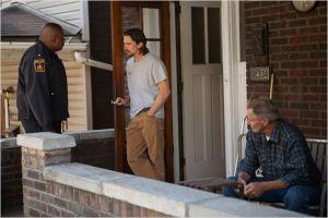 Forest Whitaker, Christian Bale  et  Sam Sheppard