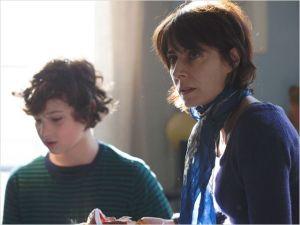 Marilyne Canto ( Elise )  et  Samson Dajcman ( Léo )