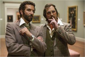 Bradley  Cooper  et Christian Bale