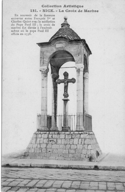 La Croix de Marbre(1)