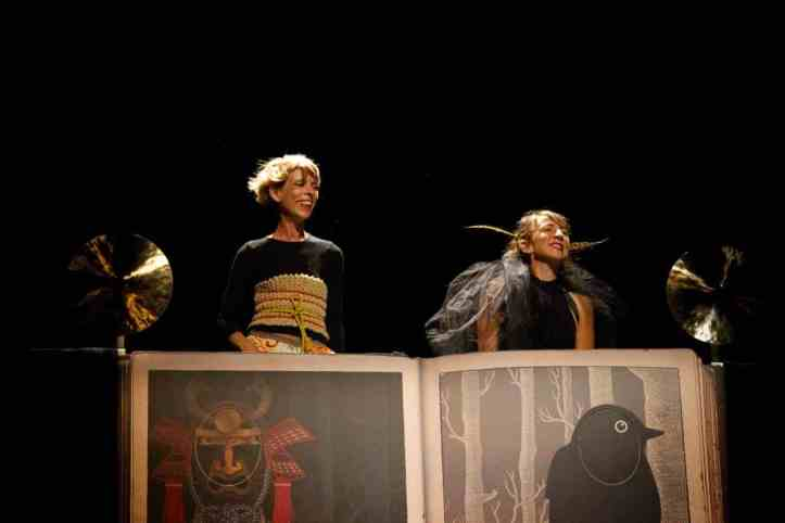 L'enfant Samourai, Elodie Tampon Lajariette, Elise Clary