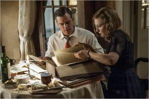 Matt Damon  et  Kate  Blanchett