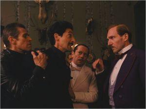 Willem  Dafoe, Adrien Brody , Mathie  Amalric, Ralph  Fiennes