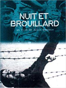 l'Affiche  du  film  Nuit et Brouillard