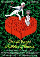 Affiche  du  film  On s'est trompés d'histoire d'Amour
