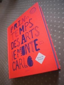 Le livre anniversaire du Printemps des Arts de Monte Carlo, 30 ans de festival !