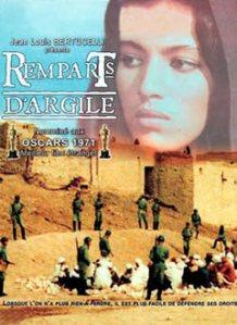 l' Affiche  de  Remparts d' Argile