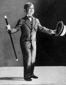 Mickey  Rooney , enfant-Star