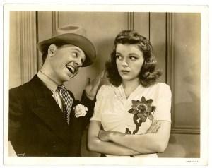 Mickey Rooney et  Judy Garland