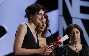 Alice  Rorhwacher  , Grand prix  du Jury