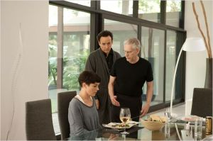 Une  scène  de  MAPS TO  THE STARS  de  david  Cronenberg