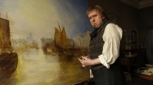 Une  scène de  Turner   de  Mike Leigh