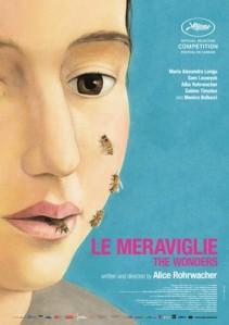 L'Affiche  deu  Film  LE  MERAVIGLIE