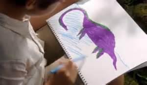 Le  plésiosaure    qui  hante  le  souvenirs  de Koichi et  Atsumi