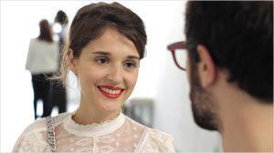 Lola  Bessis  , Comédienne (  Lilas  )  et   co-réalisatrice