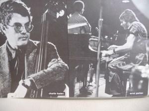 Avec le Libération Orchestra, juillet 1985 Maison du tourisme d'Antibes