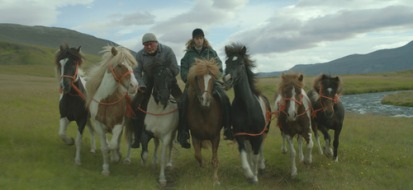 L'équipée sauvage à l'islandaise