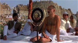 Ben Kingsley  dans  Gandhi  de  Richard  Attenborough