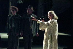 Lauren Bacall  dans  Manderlay