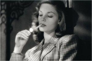 Lauren Bacall dans Le Port  de l'Angoisse