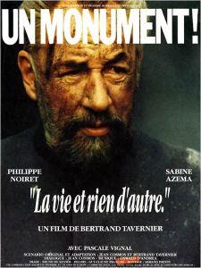 l'Affiche  de  LA  Vie  et Rien d'Autre  de  Bertrand  Tavernier