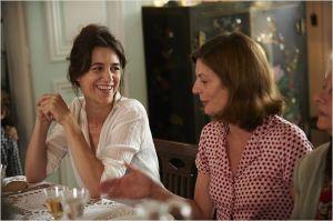 Charlotte  Gainsbourg  et Chiara  Mastoianni,  retrouvailles  au  mariage