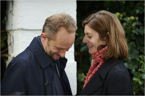 Benoit  Poolvorde  et Chiara Mastroianni