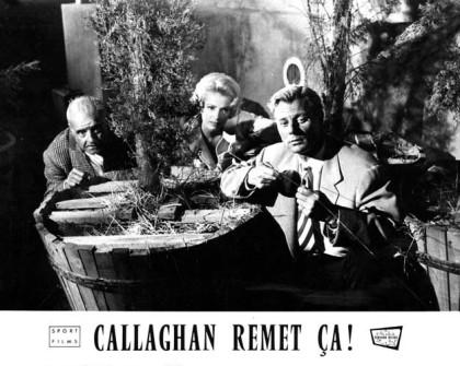 Callaghan remet ça (1961)