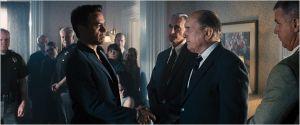 Les  retrouvailles  père-fils:  Robert  Downey Jr  et  Robert  Duvall