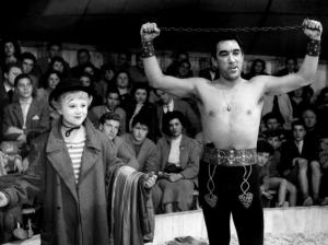Anthony Quinn dans La Strada de Fellini clôturera le festival