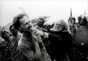 Werner  Herzog  et Klaus Kinski