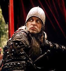 Klaus  Kinski  dans  Aguire de  Werner  Herzog
