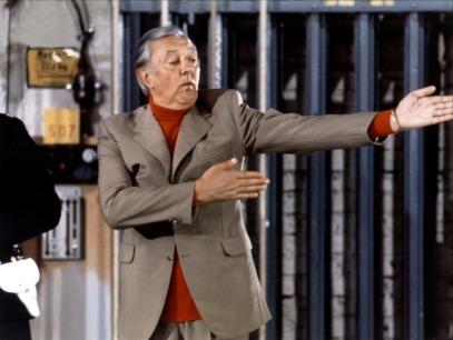 Parade, le dernier film de Jacques Tati en 1974