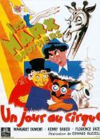 Un burlesque légendaire : Les Marx Brothers dans Un jour au cirque