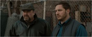 James  Gandolfini  et  Tom  Hardy