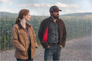 Jessica Chastain  et  Casey  Affleck