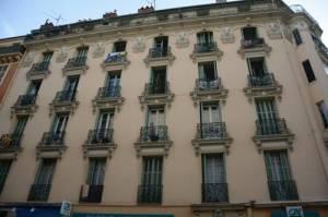 Rue  de  Lépante  façade