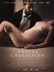 01 - AMOURS CANNIBALES AFFICHE