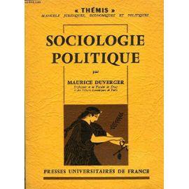 Couverture de la première  Edition de  Sociologie